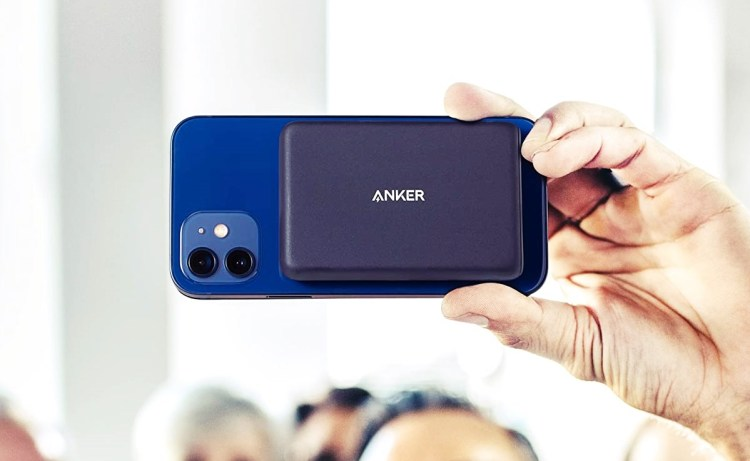Anker PowerCore Magnetic 5K Wireless Power Bank