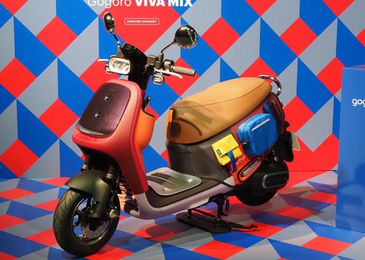 Gogoro Viva Mix EV
