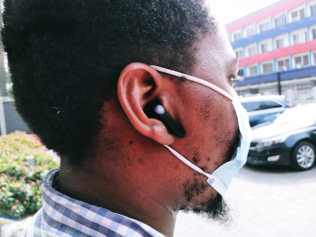 SoundPEATS TrueAir 2 is IPX4