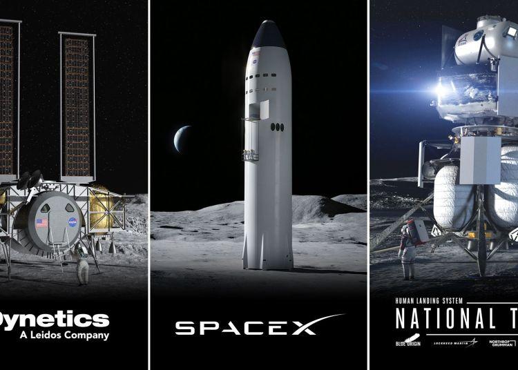 NASA Lunar lander program