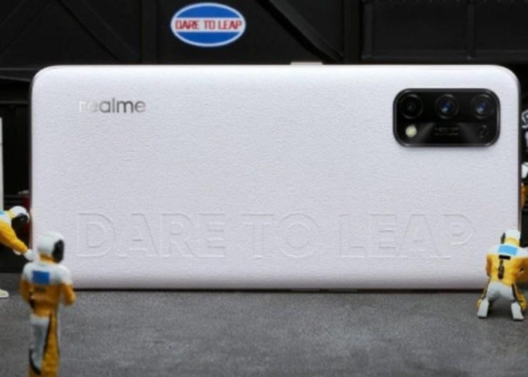 Realme Race RMX2202 specs revealed