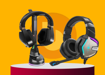 BlitzWolf® Affordable Gaming headphones deal