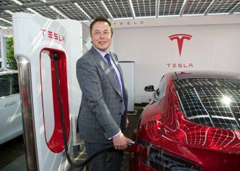 Elon Musk the Technoking of Tesla