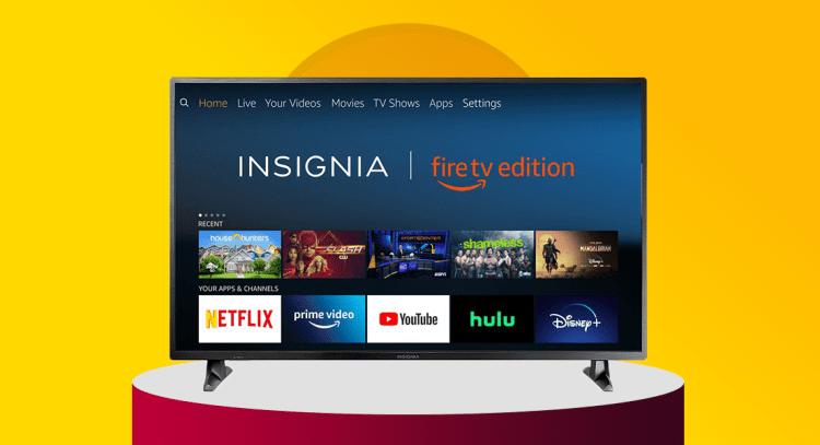 Insignia 50-inch Fire TV