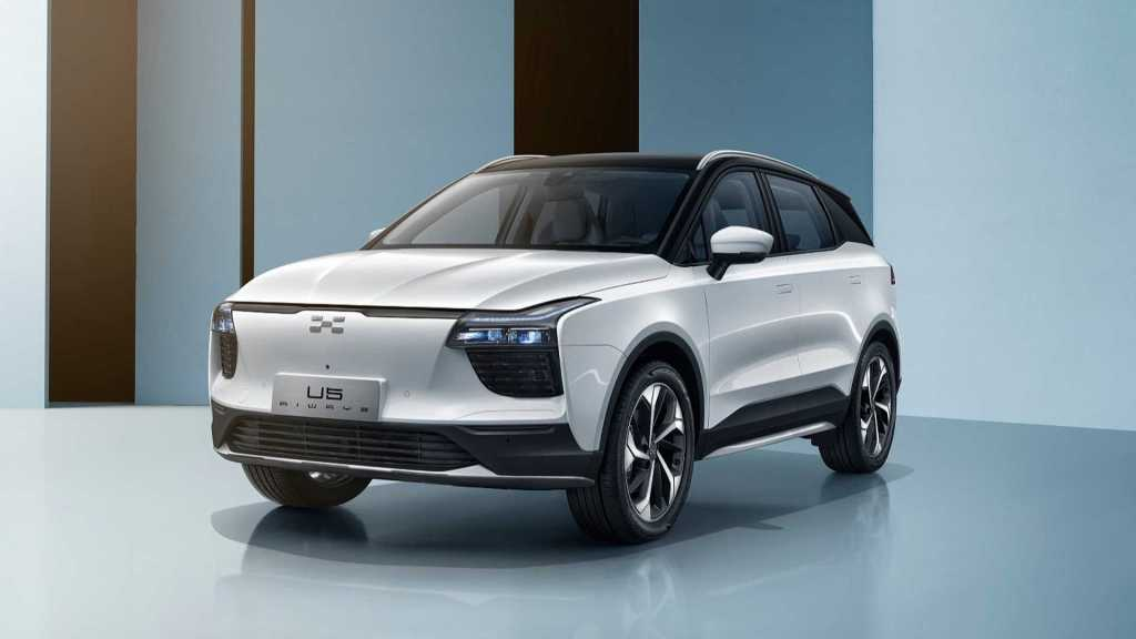 Aiways U5 is an affordable Chinese EV SUV