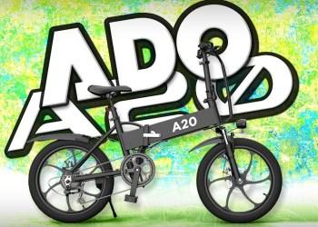 Ado A20 e-bike deal