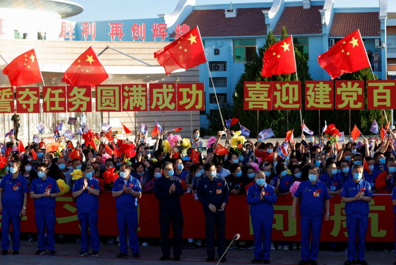 China manned space mission will last for three months