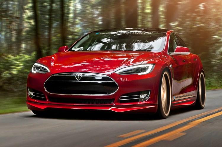 Tesla Model S Plaid speed