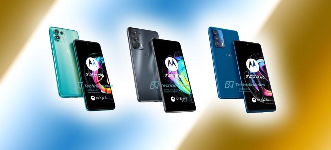 Motorola Edge series released