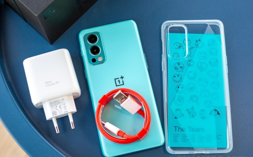 OnePlus Nord 2 5G unboxing