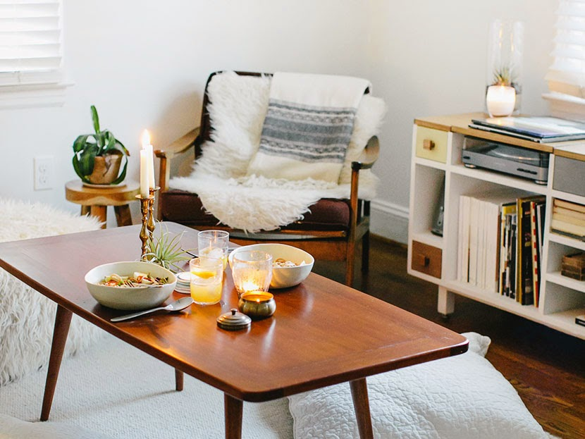 Create a Cozy Date Night - The Fresh Exchange
