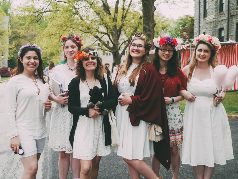 bryn mawr college may day 2017 | brunch at audrey's