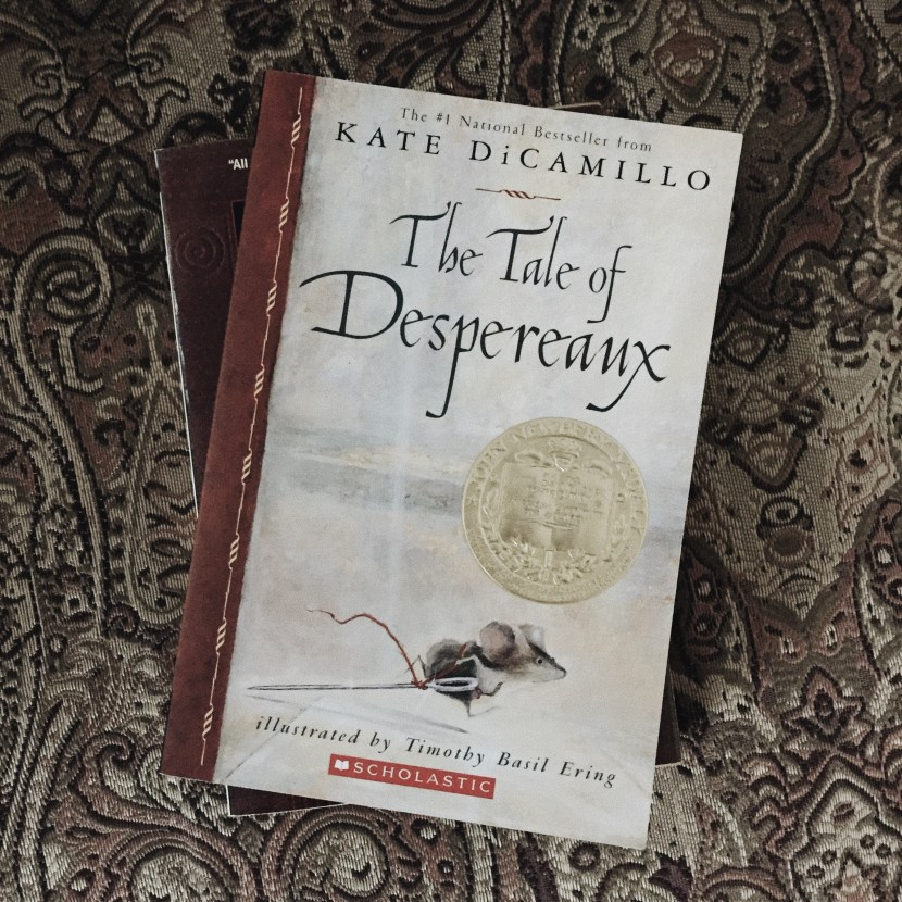 the tale of despereaux, books read - june lately | brunch at audrey's
