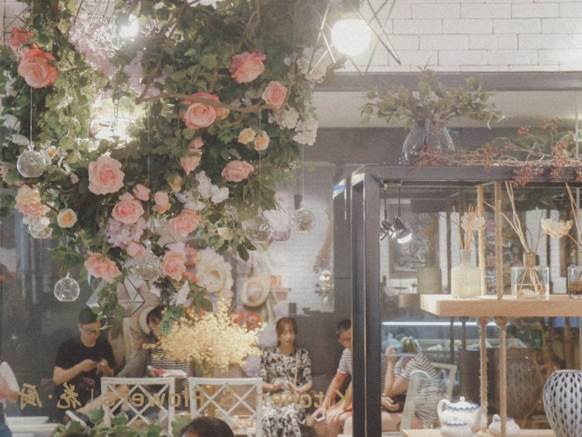 interior - tomacado cafe beijing | brunch at audrey's