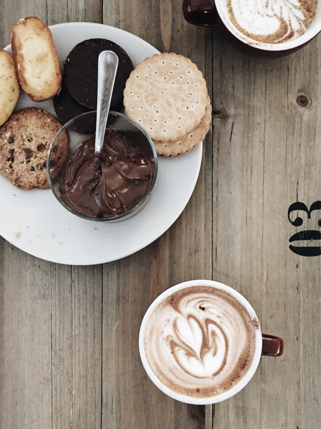coffee and biscuits - hubsy cafe | brunch at audrey's