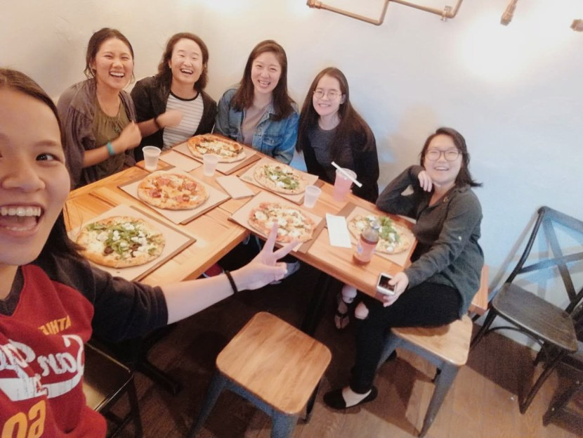 snap pizza - september lately | brunch at audrey's