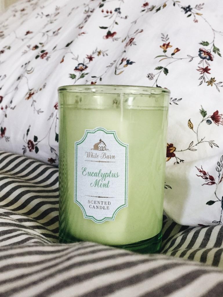 candle - liebster award | brunch at audrey's