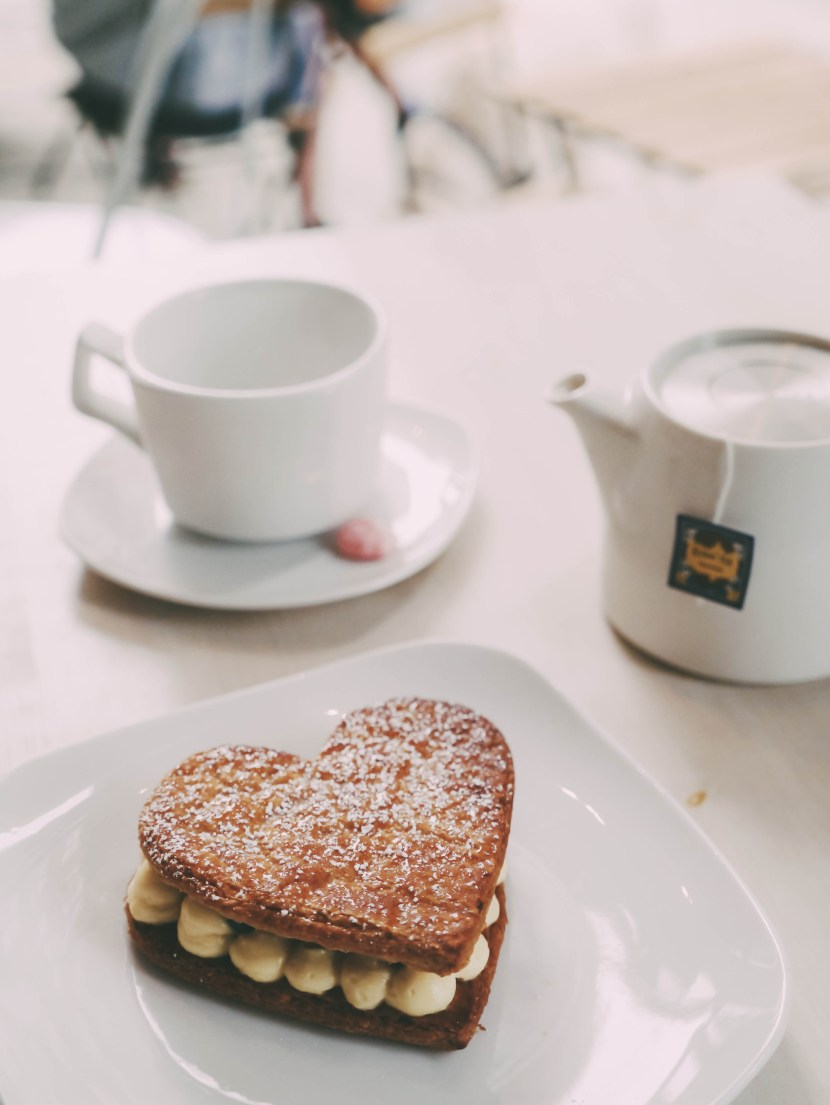 napoleon, j'aime french bakery | brunch at audrey's