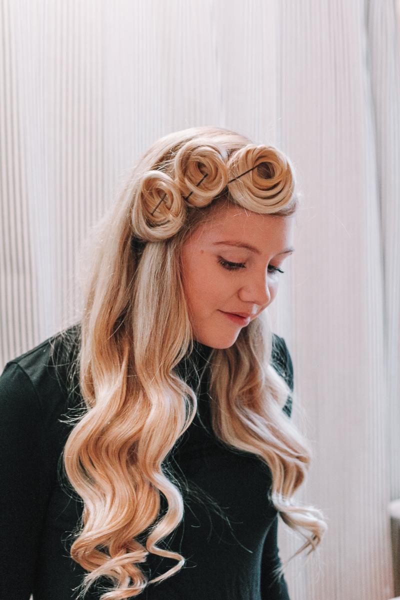 LUNA Star Hair Pins - Blair Nadeau Bridal Adornments