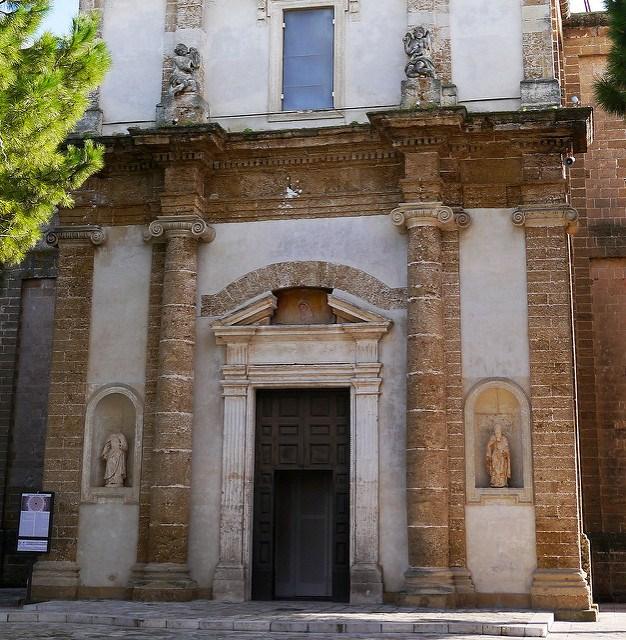 Il Santuario di Mater Domini - Mesagne (Br)