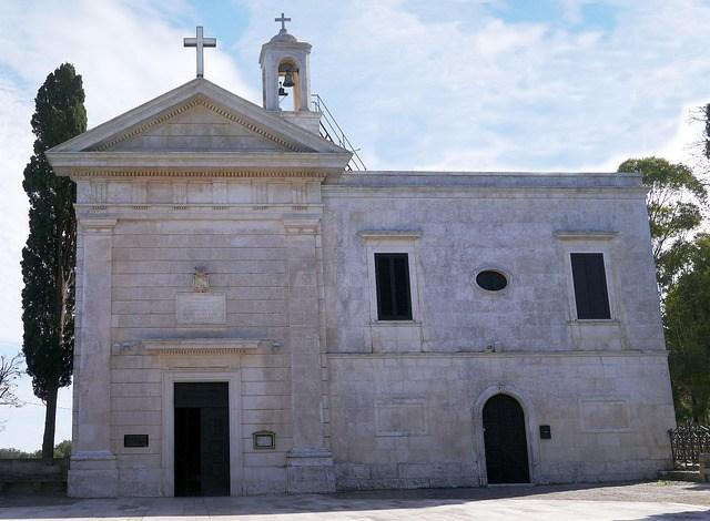 Santuario  S. Maria del Belvedere - Carovigno (Br)