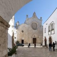 La Cattedrale di Ostuni (Br)