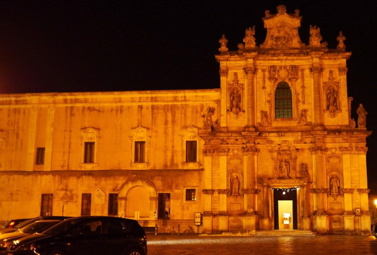 Chiesa S. Maria di Betlem  - Mesagne (Br)