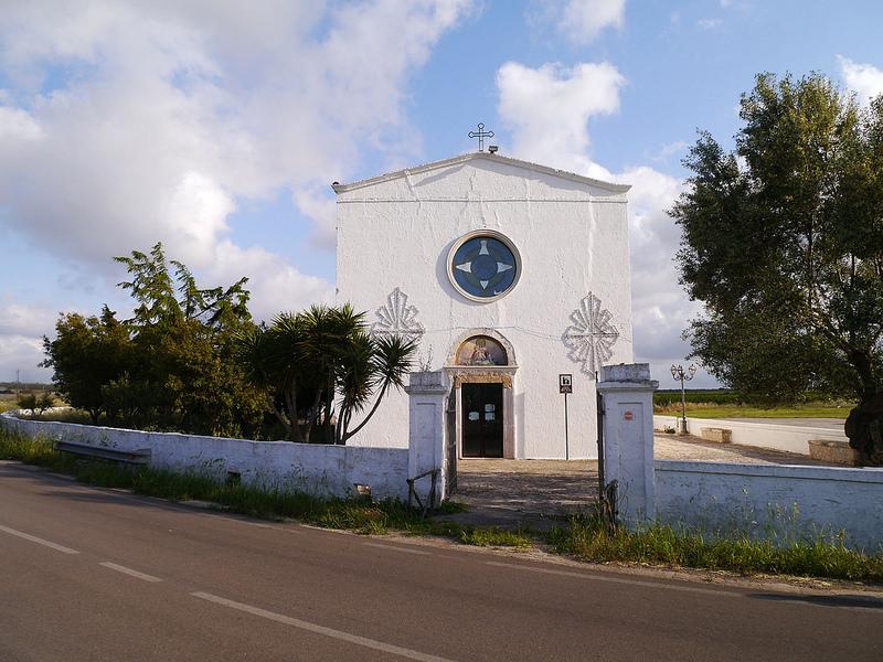 Chiesa Madonna della Grazia - Mesagne (Br)