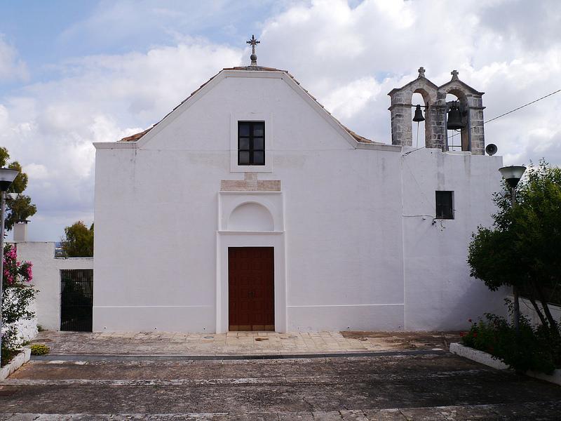 Chiesa di Sant'Anna - Ceglie Messapica (Br)