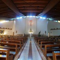La chiesa San Giustino de Jacobis (rione Bozzano) - Brindisi