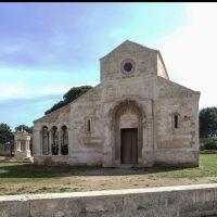L'Abbazia Santa Maria di Cerrate dopo i recenti restauri