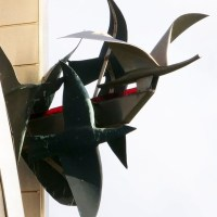 Monumento ad Aldo Moro di Marcello Avenali
