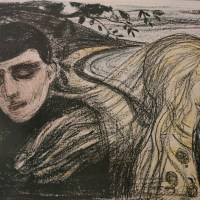 "British Museum - Mostra di Edvard Munch ""Love and Angst"""