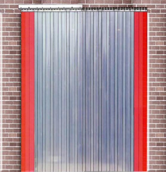 PVC Strip Curtains for Bristol and Bath  Brunel Doors Ltd