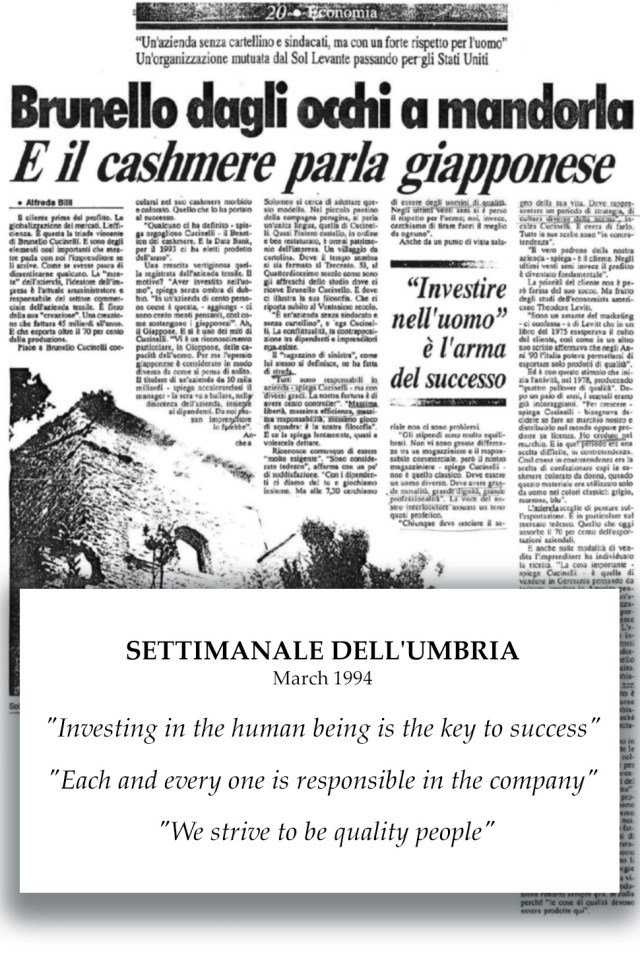 1994 Settimanale dell'Umbria