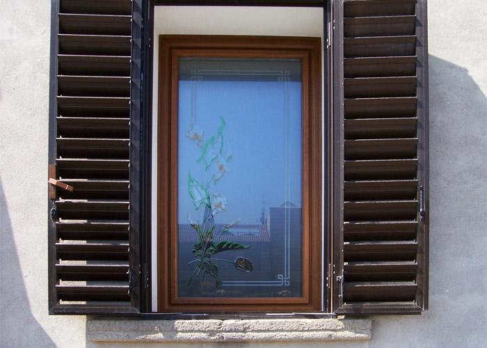 Serramenti in PVC  Brunello Loris dal 68 costruzione e