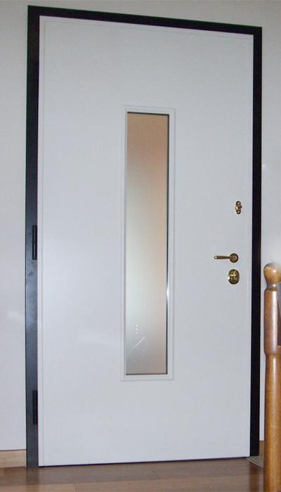Porte blindate  Brunello Loris dal 68 costruzione e