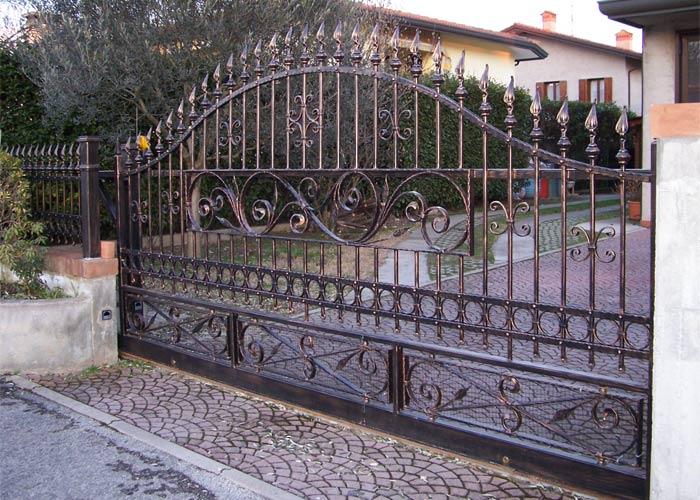 Cancelli Ringhiere E Inferriate Brunello Loris Dal 68