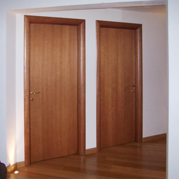 Porte in legno  Brunello Loris dal 68 costruzione e