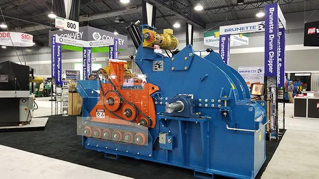 American Sawmill Machinery Co Jointer