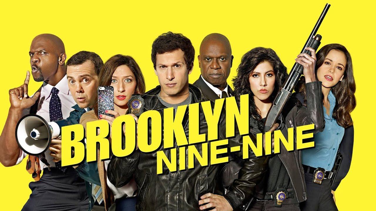 Brooklyn 99 poster