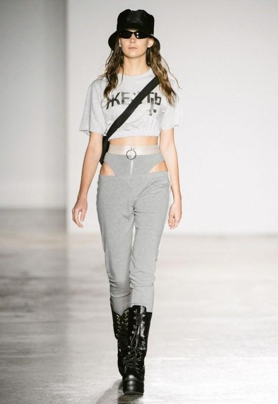 Brunette on Demand Milan Fashion Week SS'18