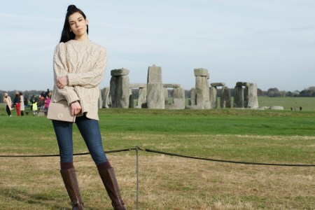 Brunette on Demand South West Adventures Stonehenge