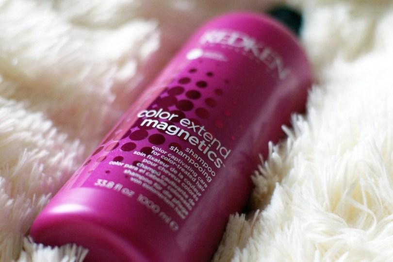 Brunette on Demand Redken Color Extend Magnetics Shampoo