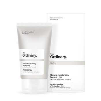 10 Best Face Moisturisers - The Ordinary Natural Moisturising Factors