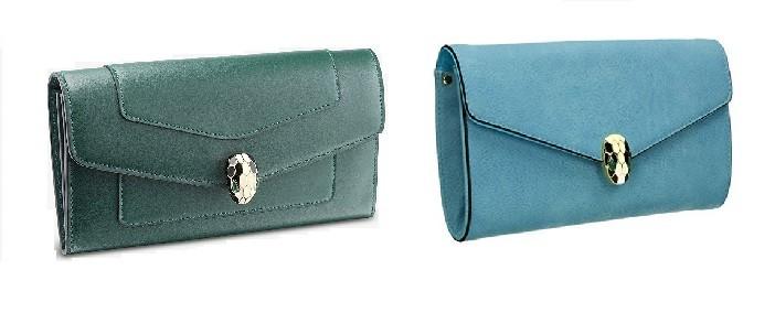 Bulgari Serpenti Wallet Bag & Bulgari Serpenti Bags Dupes