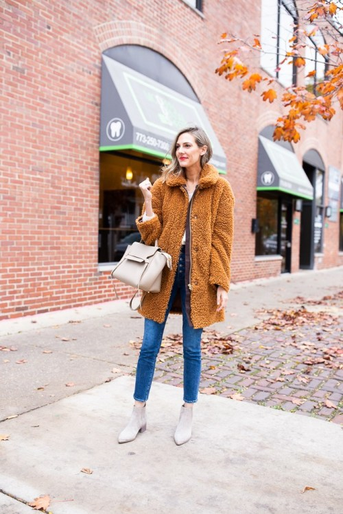 20 Trendy Winter Outfit Ideas To Keep You Warm - 12