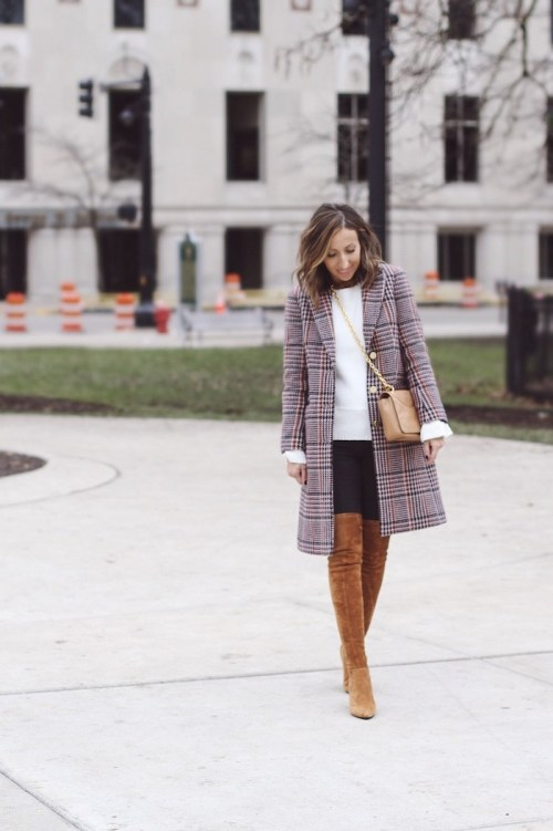 20 Trendy Winter Outfit Ideas To Keep You Warm - 20