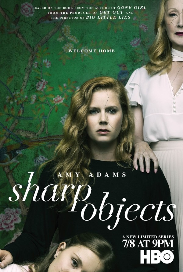 5 TV Shows To Binge Watch This November - Sharp Objects