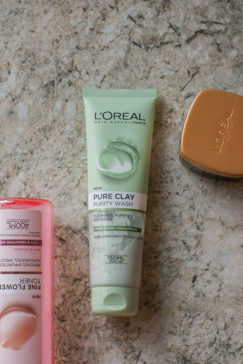 L'Oréal Pure Clay Wash
